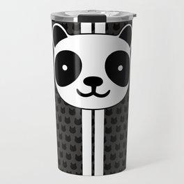Racing Panda Travel Mug