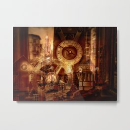 time for the graces Metal Print