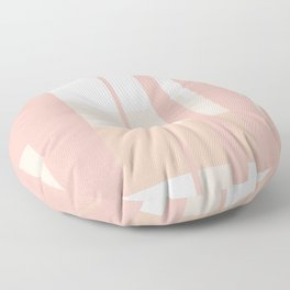 Mesa in Pink Floor Pillow