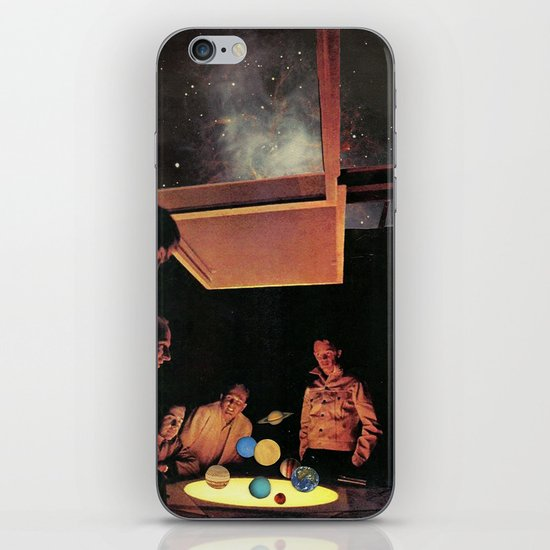 Colonists iPhone & iPod Skin