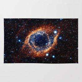 Helix Nebula (Infrared) Rug