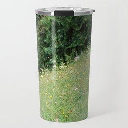 Wildflowers 2 Travel Mug