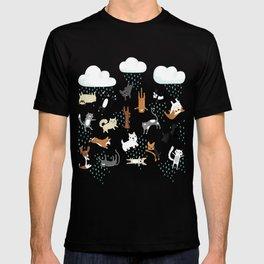 Raining Cats & Dogs T-shirt