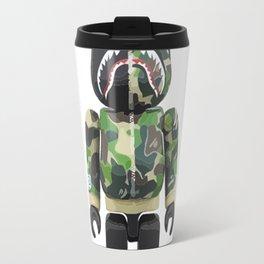 bape robbot Travel Mug