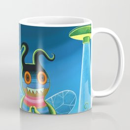 bee movie technicolor Coffee Mug