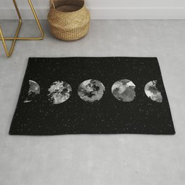 Moon Phases Rug