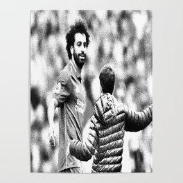 Mohammed Salah respected Poster