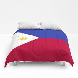 Philippines flag emblem Comforters