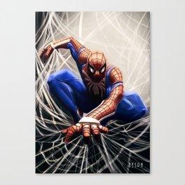 Webslinger Canvas Print