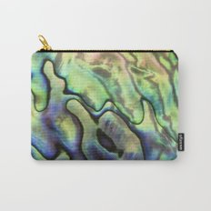 Sea Shell Texture Carry-All Pouch