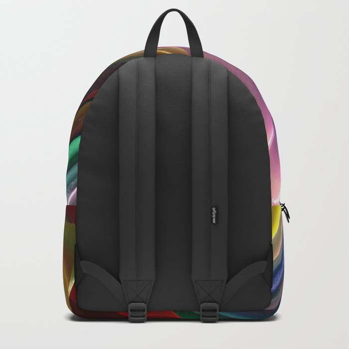 Flow Paint Backpack