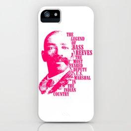 US MARSHAL iPhone Case