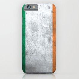 Distressed Irish Flag iPhone Case