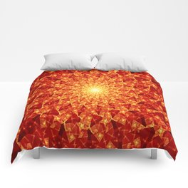 Journey To The Sun Comforters