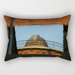 Old Observatory Rectangular Pillow