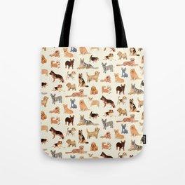 Dog doggo doggy pup puppy pooch bowwow! Tote Bag