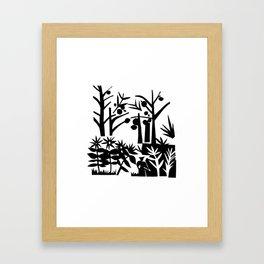 Le Douanier Framed Art Print