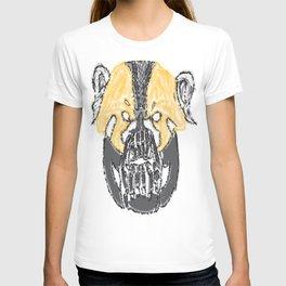 I Will Break You Panda T-shirt