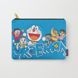 Doraemon Family Carry-All Pouch