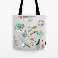 Data for the End Tote Bag