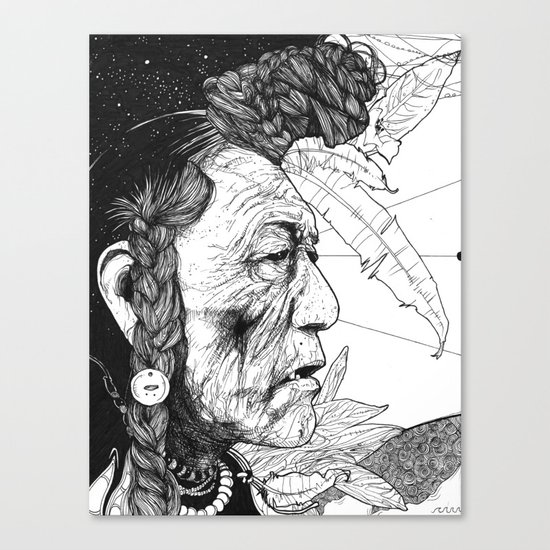 Epic 01  Canvas Print