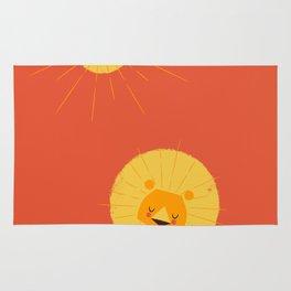 Who Loves the Sun Rug