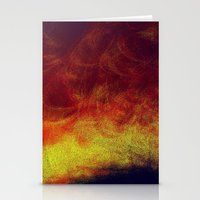 desert Stationery Cards featuring desert by donphil