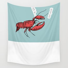 lobster Wall Tapestry
