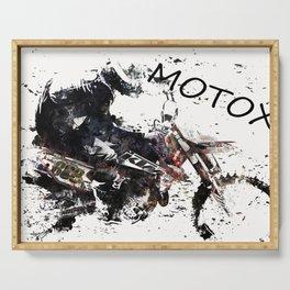 Motox Racer Serving Tray
