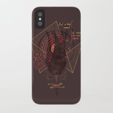The Perks of Being a Wallflower iPhone X Slim Case