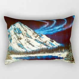 Northern Skies Rectangular Pillow