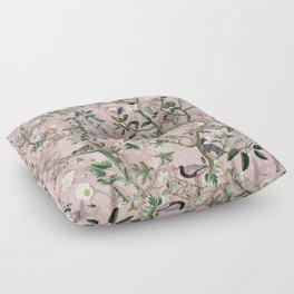 Wild Future pink Floor Pillow