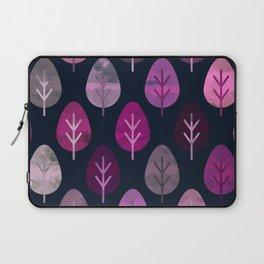 Watercolor Forest Pattern #4 Laptop Sleeve
