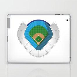 Baseball Stadium Laptop & iPad Skin