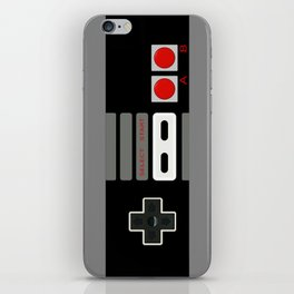 Retro Game Console iPhone Skin