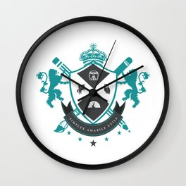 Flagship Brand - MoUX Logo Wall Clock