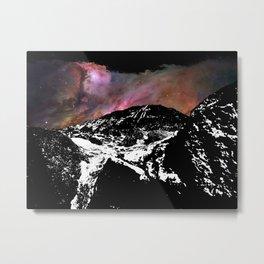 Pyramid Metal Print
