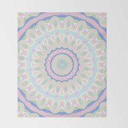 kaleidoscope #mandala #ornament Throw Blanket
