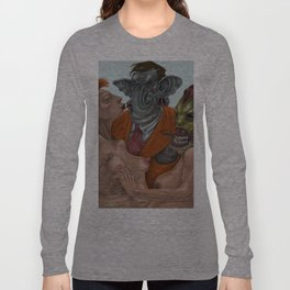 Flip Trunkington Long Sleeve T-shirt