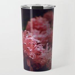 Pink Bellingrath Floral Travel Mug