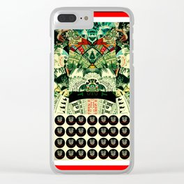 In The Next Life Bears Flee Target Market Clear iPhone Case