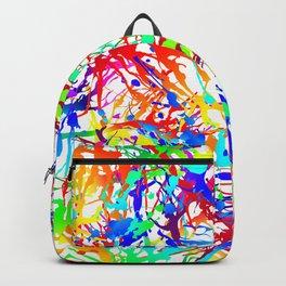 Tickled - white Backpack