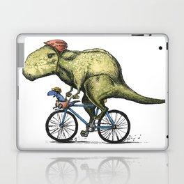 Dino Cycler Laptop & iPad Skin