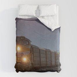 Twilight Freight Train Comforters