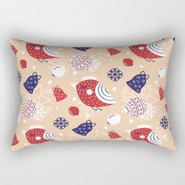 Merry pattern Rectangular Pillow