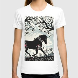 Folk Unicorn T-shirt