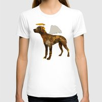 puppies T-shirts featuring puppies by shrewmole