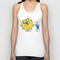 katamari Tank Tops featuring Katamari Time! by MeleeNinja