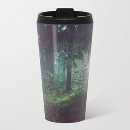 Magical Forest Metal Travel Mug