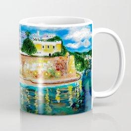 La Fortaleza, Paseo de la Princesa, Old San Juan, Puerto Rico Coffee Mug